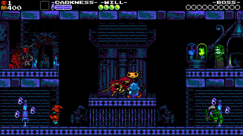 Screenshot 6 - Shovel Knight: Specter of Torment