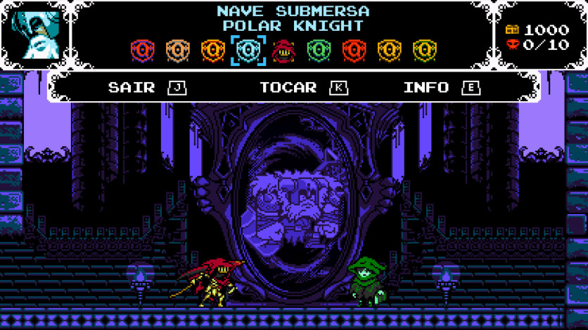 Screenshot 1 - Shovel Knight: Specter of Torment