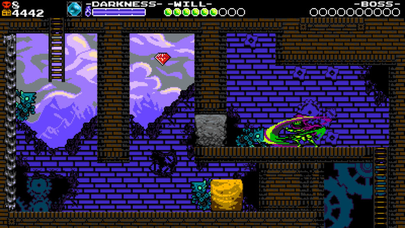 Screenshot 9 - Shovel Knight: Specter of Torment