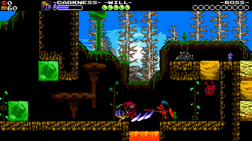 Screenshot 2 - Shovel Knight: Specter of Torment
