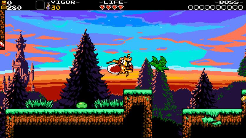 Screenshot 17 - Shovel Knight: Treasure Trove