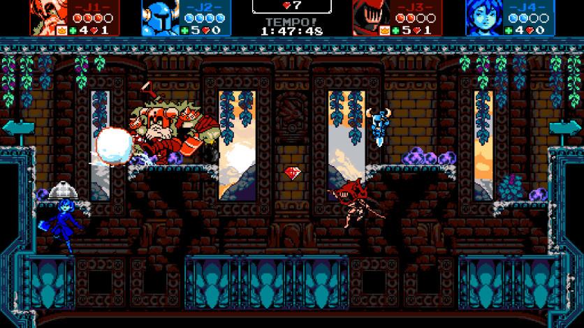 Screenshot 7 - Shovel Knight: Treasure Trove
