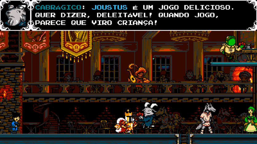 Screenshot 7 - Shovel Knight: King of Cards