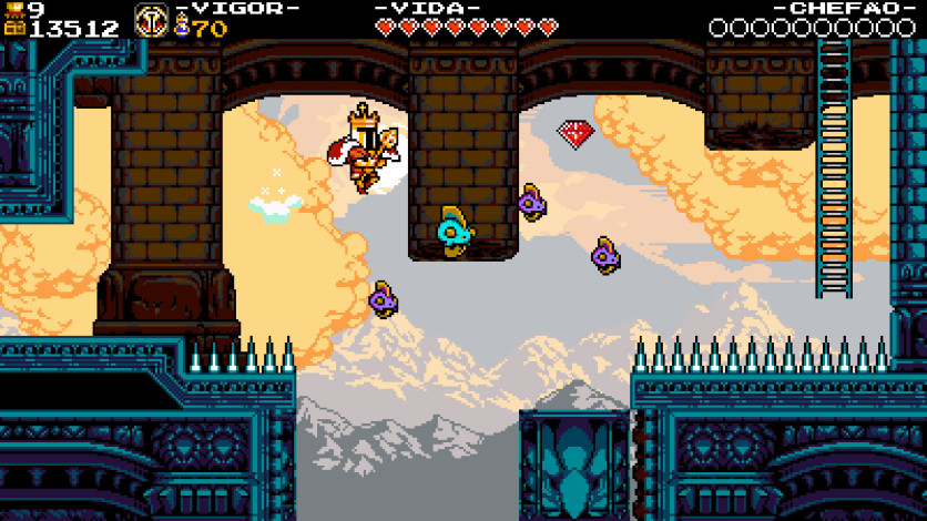 Screenshot 8 - Shovel Knight: King of Cards
