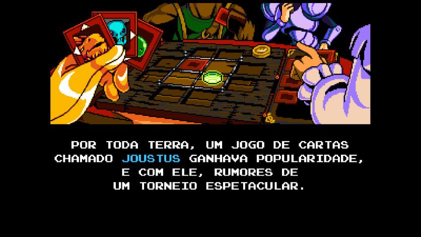 Screenshot 14 - Shovel Knight: King of Cards