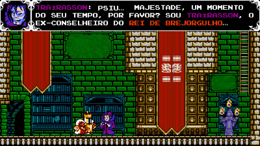 Screenshot 10 - Shovel Knight: King of Cards