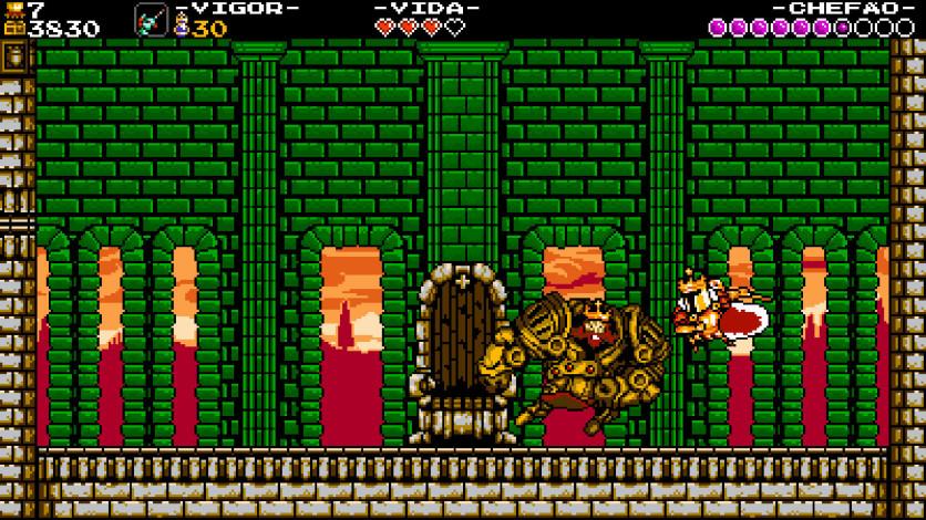 Screenshot 2 - Shovel Knight: King of Cards