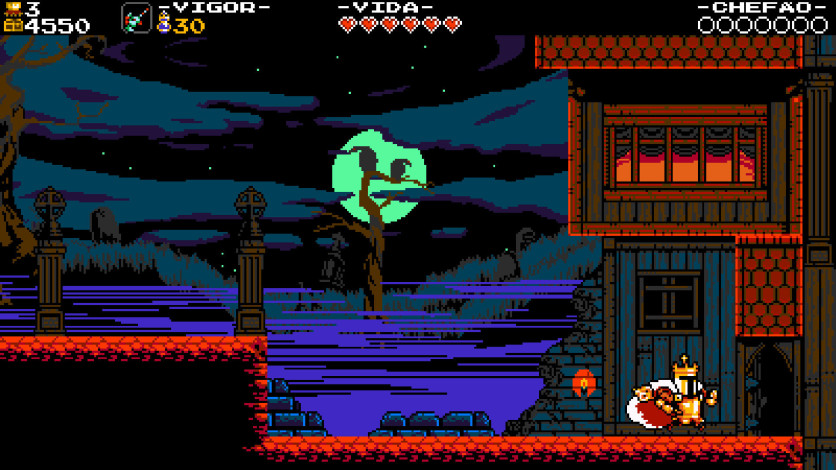 Screenshot 3 - Shovel Knight: King of Cards