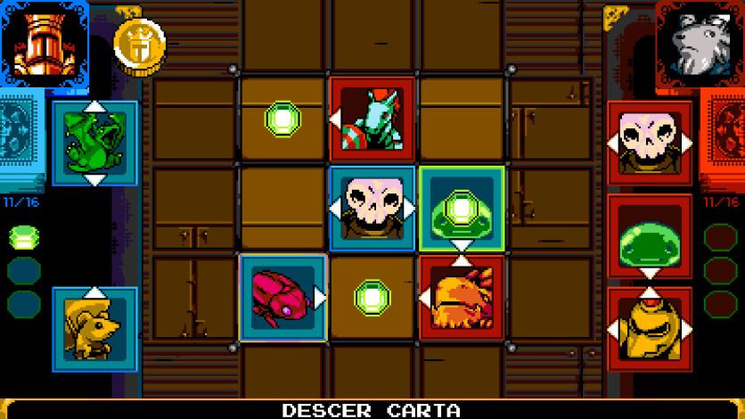 Screenshot 11 - Shovel Knight: King of Cards
