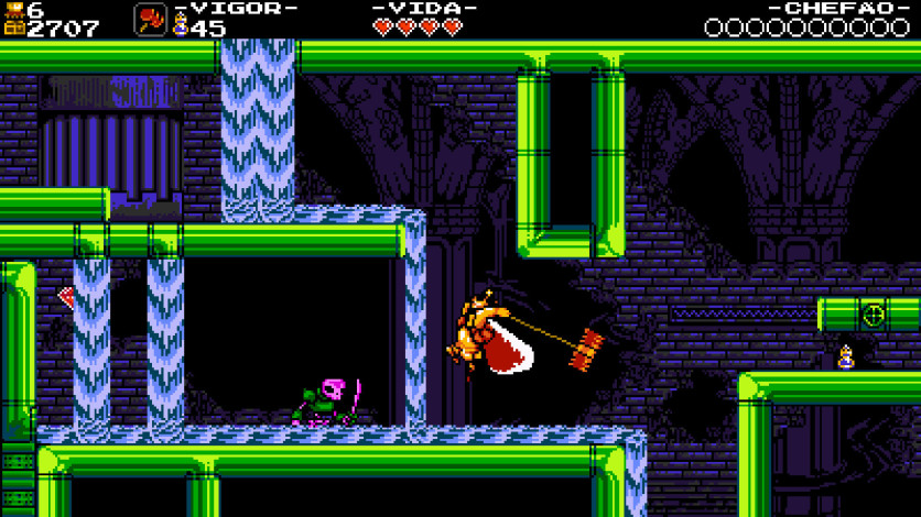 Screenshot 5 - Shovel Knight: King of Cards