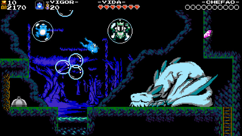 Screenshot 13 - Shovel Knight: King of Cards