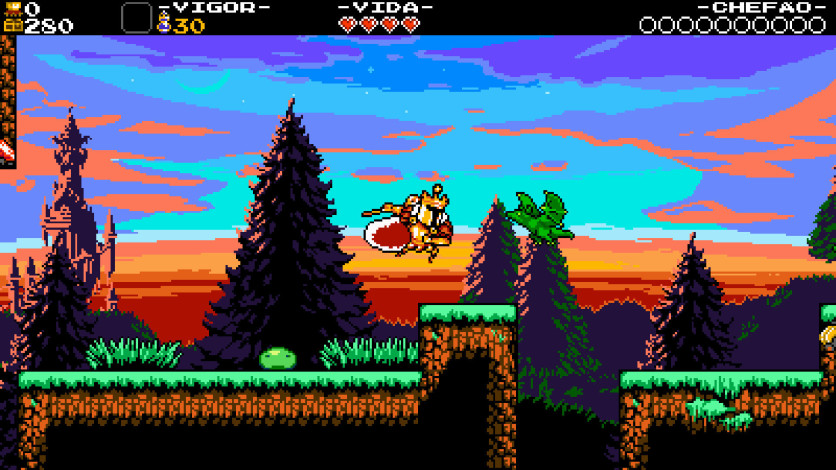 Screenshot 6 - Shovel Knight: King of Cards