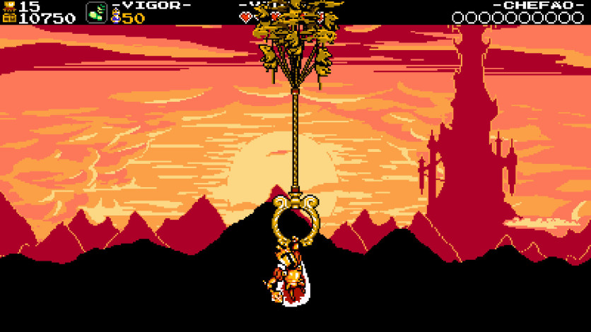 Screenshot 12 - Shovel Knight: King of Cards