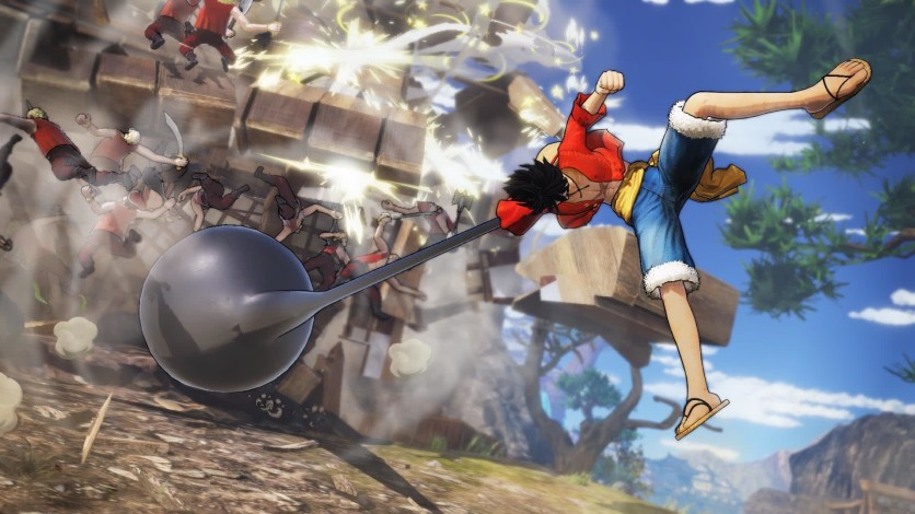 Screenshot 5 - ONE PIECE: PIRATE WARRIORS 4 - Deluxe Edition