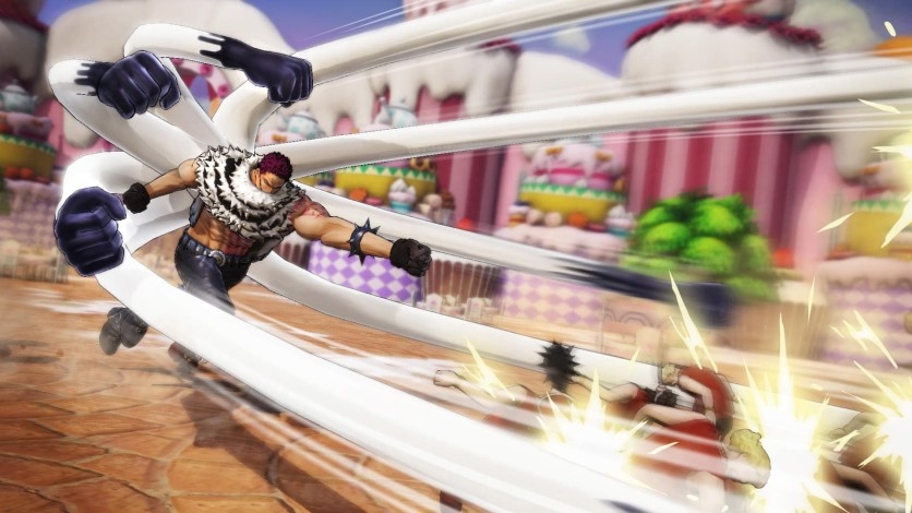 Screenshot 10 - ONE PIECE: PIRATE WARRIORS 4 - Deluxe Edition