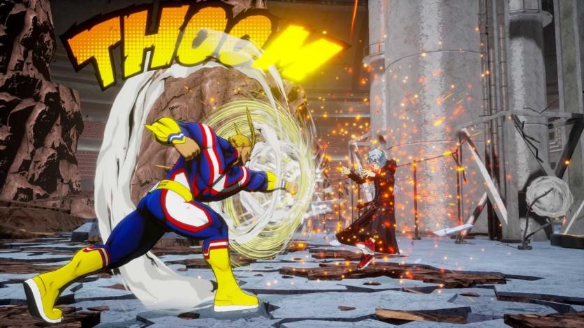 Screenshot 5 - MY HERO ONE'S JUSTICE 2 Deluxe Edition