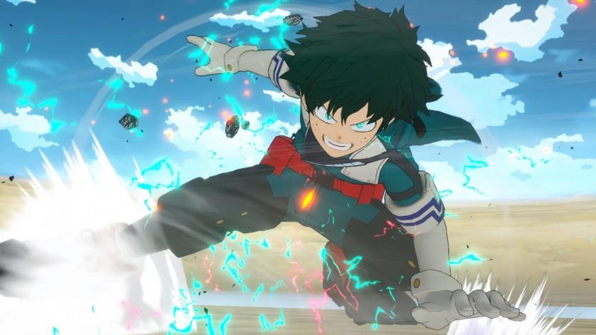 Screenshot 2 - MY HERO ONE'S JUSTICE 2 Deluxe Edition