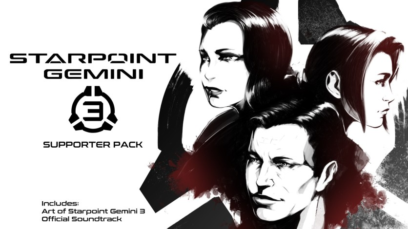 Screenshot 2 - Starpoint Gemini 3 - Supporter Pack