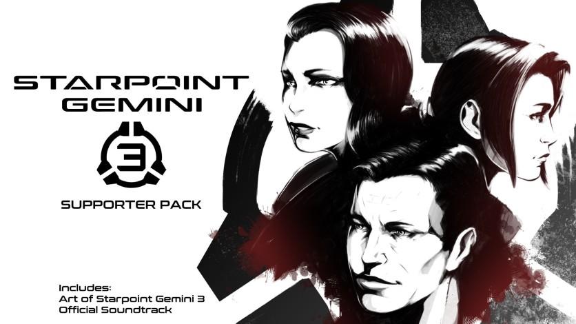 Screenshot 2 - Starpoint Gemini 3 - Supporter Pack
