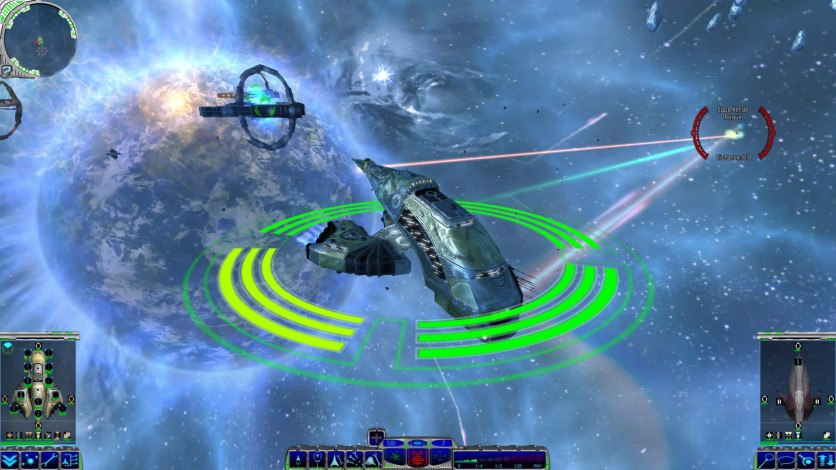Screenshot 6 - Starpoint Gemini : Timebreach