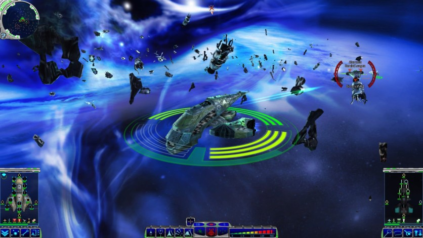 Screenshot 2 - Starpoint Gemini : Timebreach