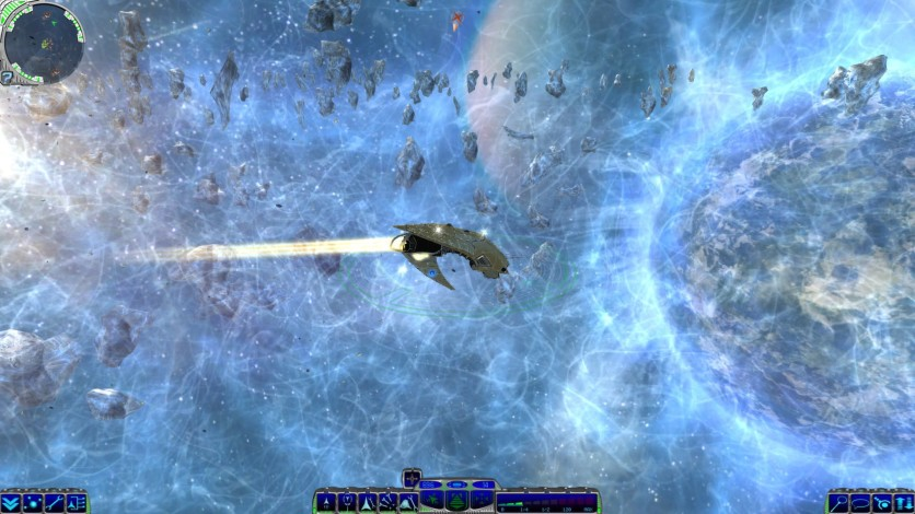 Screenshot 1 - Starpoint Gemini : Timebreach