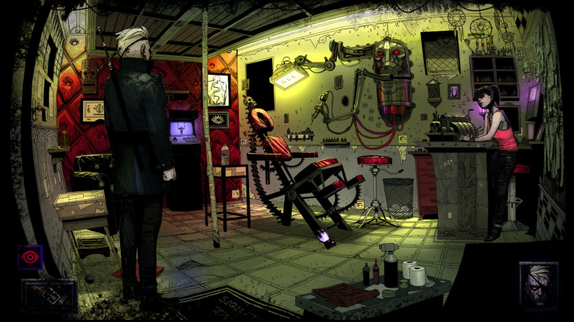 Screenshot 3 - The Blind Prophet