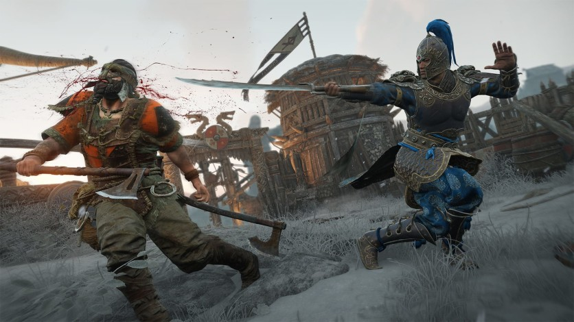 Screenshot 5 - For Honor Y4S1 Battle Pass