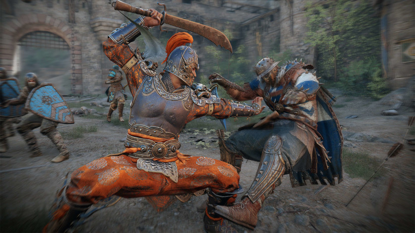 Screenshot 1 - For Honor Y4S1 Battle Pass
