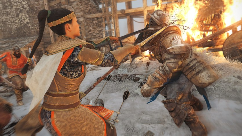 Screenshot 8 - For Honor Y4S1 Battle Pass