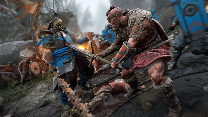 Screenshot 4 - For Honor Y4S1 Battle Pass
