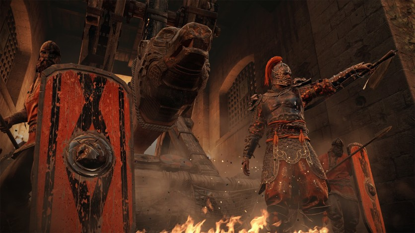 Screenshot 10 - For Honor Y4S1 Battle Pass