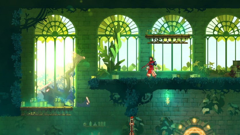 Screenshot 4 - Dead Cells: The Bad Seed