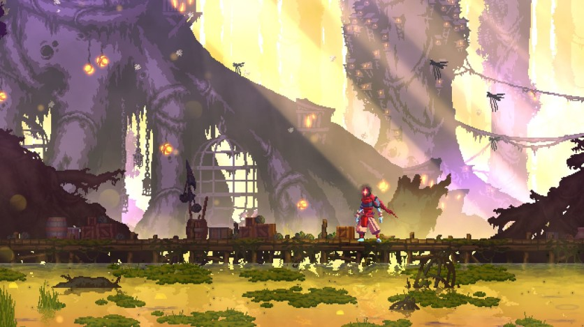 Screenshot 7 - Dead Cells: The Bad Seed
