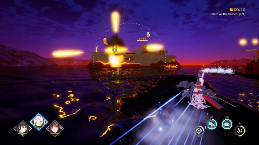 Screenshot 7 - Azur Lane: Crosswave