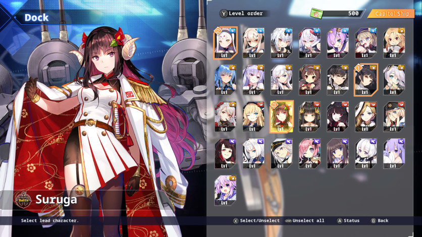Screenshot 4 - Azur Lane: Crosswave