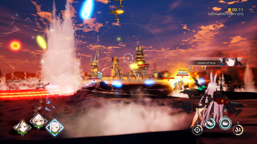 Screenshot 23 - Azur Lane: Crosswave