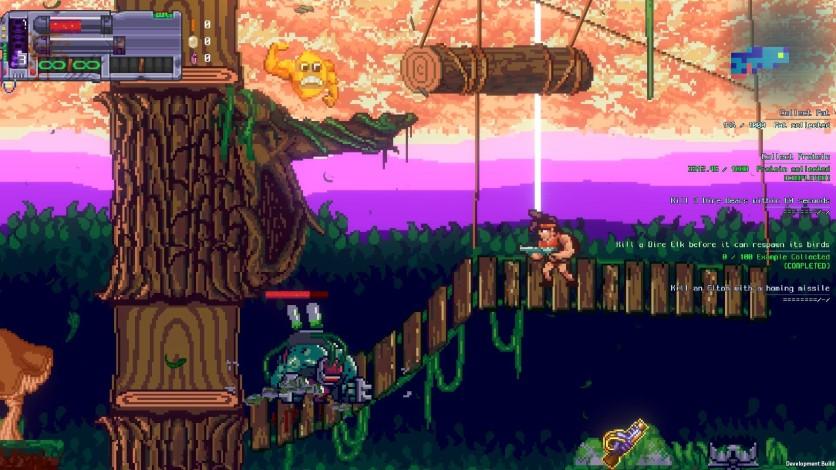 Screenshot 2 - Bite the Bullet