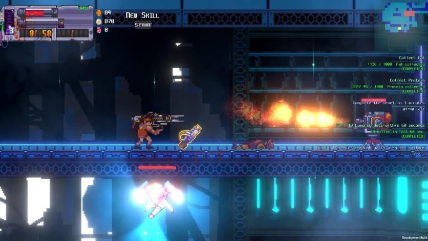 Screenshot 3 - Bite the Bullet
