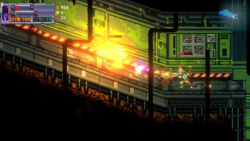 Screenshot 9 - Bite the Bullet