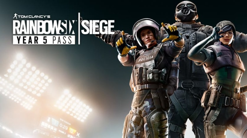 Screenshot 2 - Tom Clancy's Rainbow Six - SIEGE - Deluxe Edition