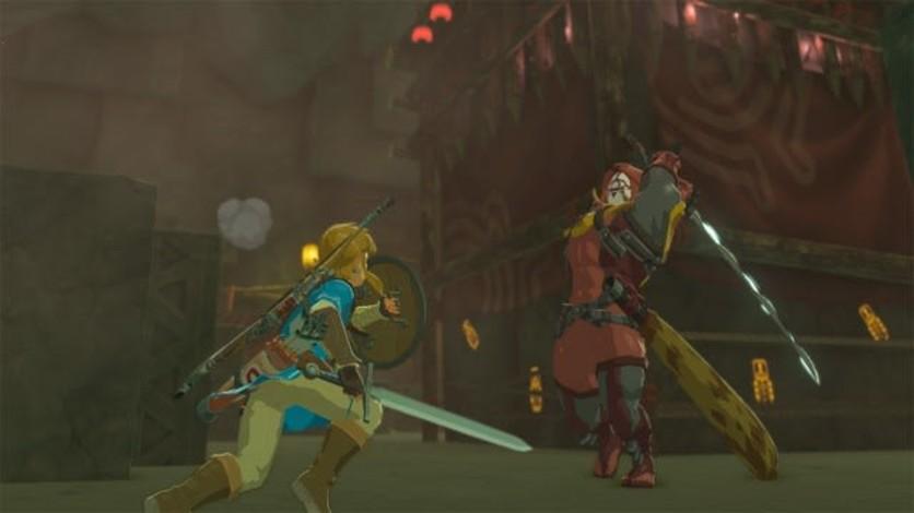 Screenshot 7 - The Legend of Zelda™: Breath of the Wild