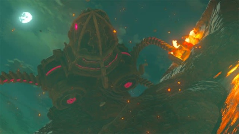 Screenshot 4 - The Legend of Zelda™: Breath of the Wild