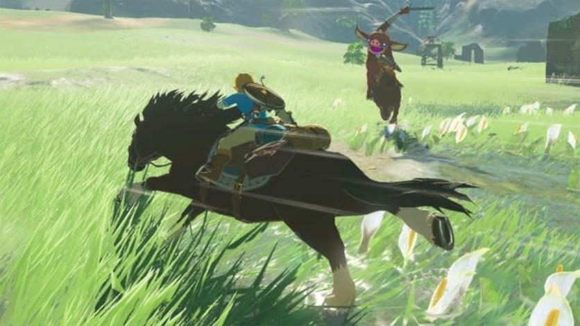 Screenshot 6 - The Legend of Zelda™: Breath of the Wild