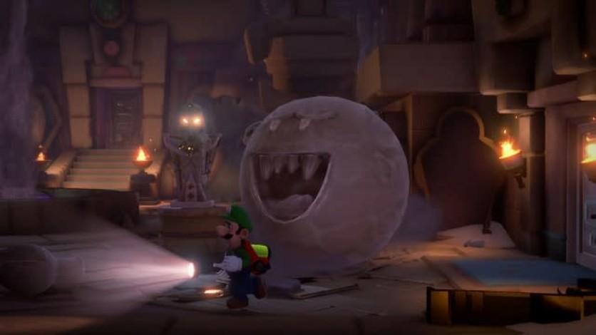 Screenshot 8 - Luigi's Mansion™ 3