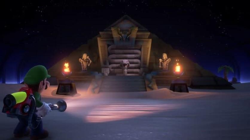 Screenshot 7 - Luigi's Mansion™ 3