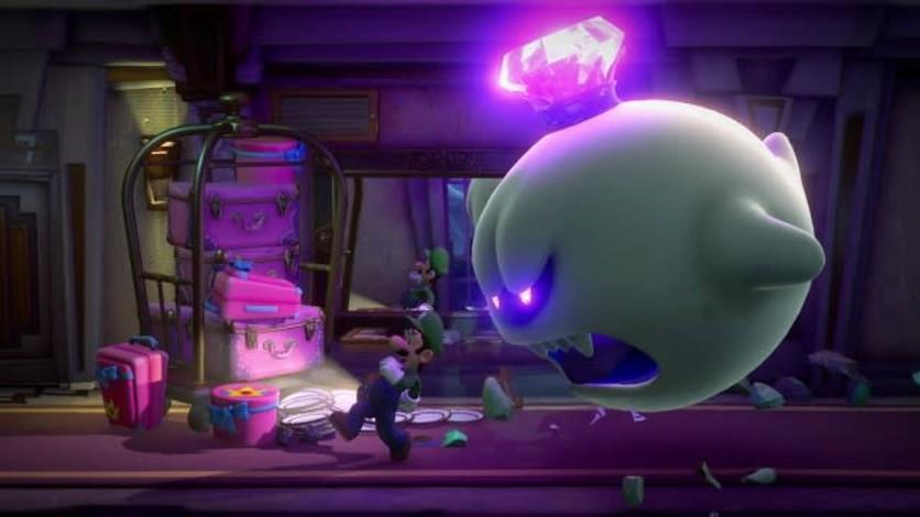 Screenshot 4 - Luigi's Mansion™ 3