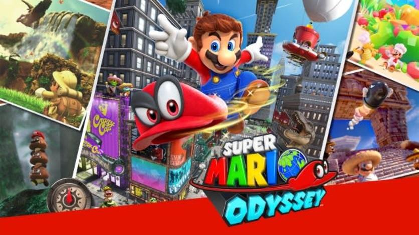 Screenshot 2 - Super Mario Odyssey™
