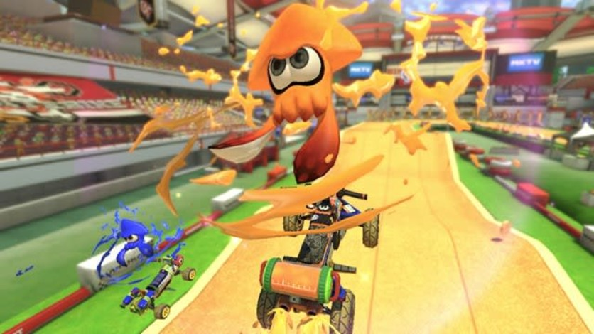Screenshot 6 - Mario Kart™ 8 Deluxe
