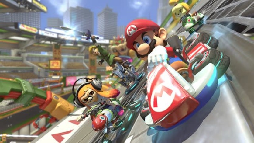 Screenshot 3 - Mario Kart™ 8 Deluxe